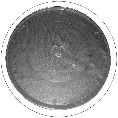"Microwave Glass Cook Tray - 14 3/4"" Dia - (Refurbished - Like New)"
