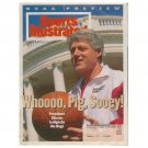 Original March 21, 1994 Issue Sports Illustrated Feat. Bill Clinton (Collectible - Very Good)