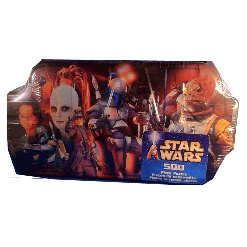 Star Wars Collectible Puzzle In Collector Tin  (New)