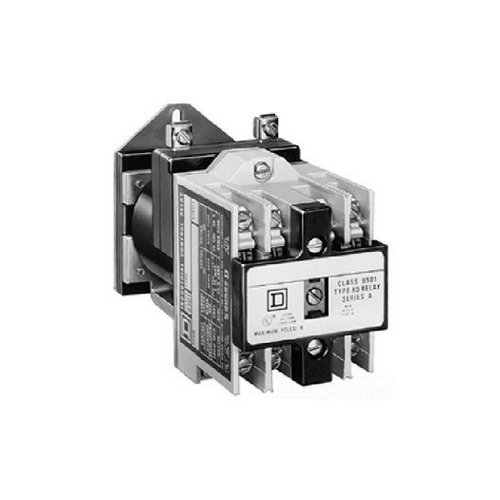 Industrial DC Control Relay 10 Amp Type X Square D No. 8501XDO40V53