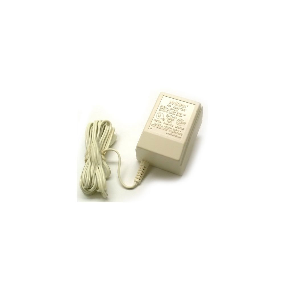 Uniden AC Power Supply Adapter No. AD-420 White (Refurbished)