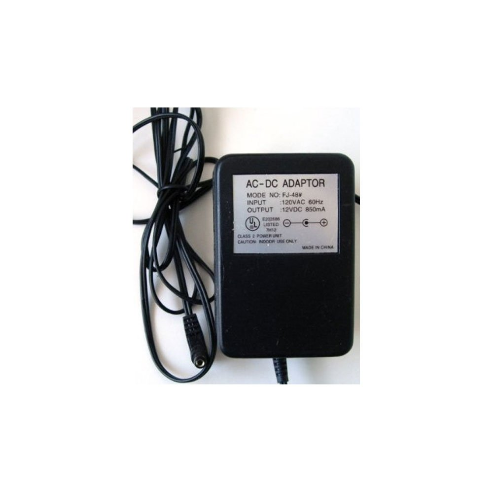 AC-DC Adapter AC Power Supply Adapter No. FJ-48# (New)