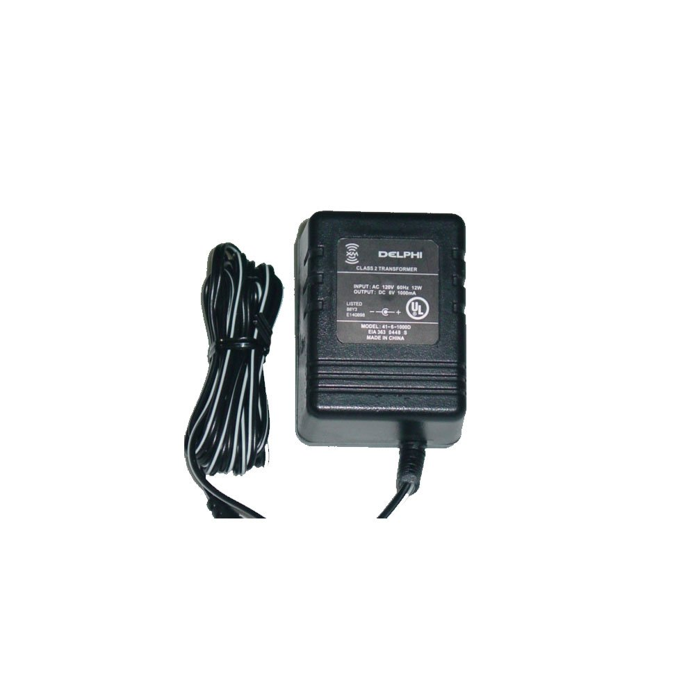 Delphi AC Power Supply Adapter No. 41-61000D (New)