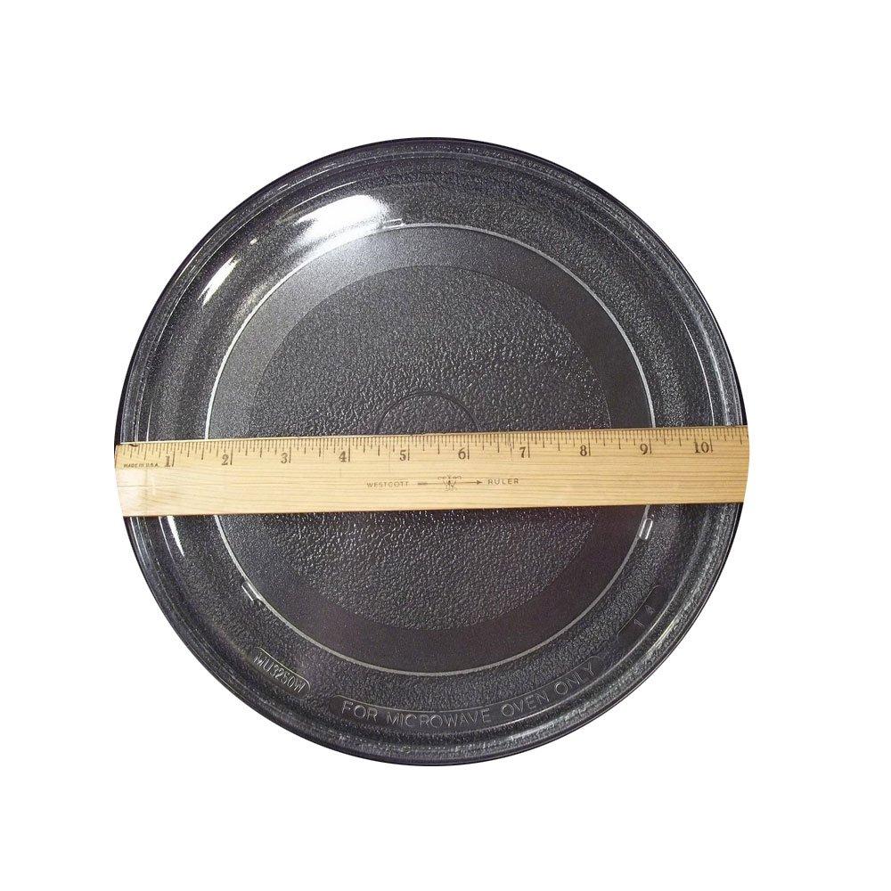 """Samsung Microwave Glass Tray No. MU3250W - 10 5/8"""" x 7 3/4"""" - (Refurbished - Like New)"""