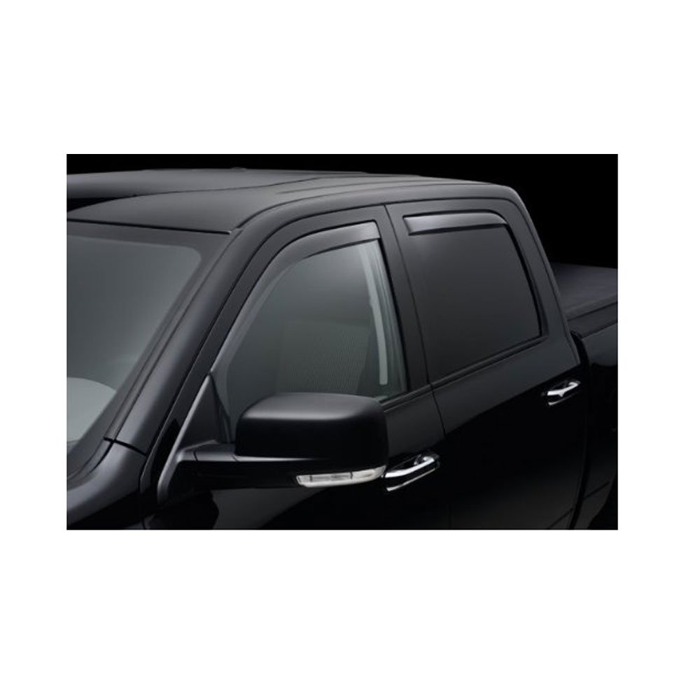 WeatherTech - 70138 - 1999 - 11 Ford F-250/350/450/550 Light Side Window Deflector Front Set