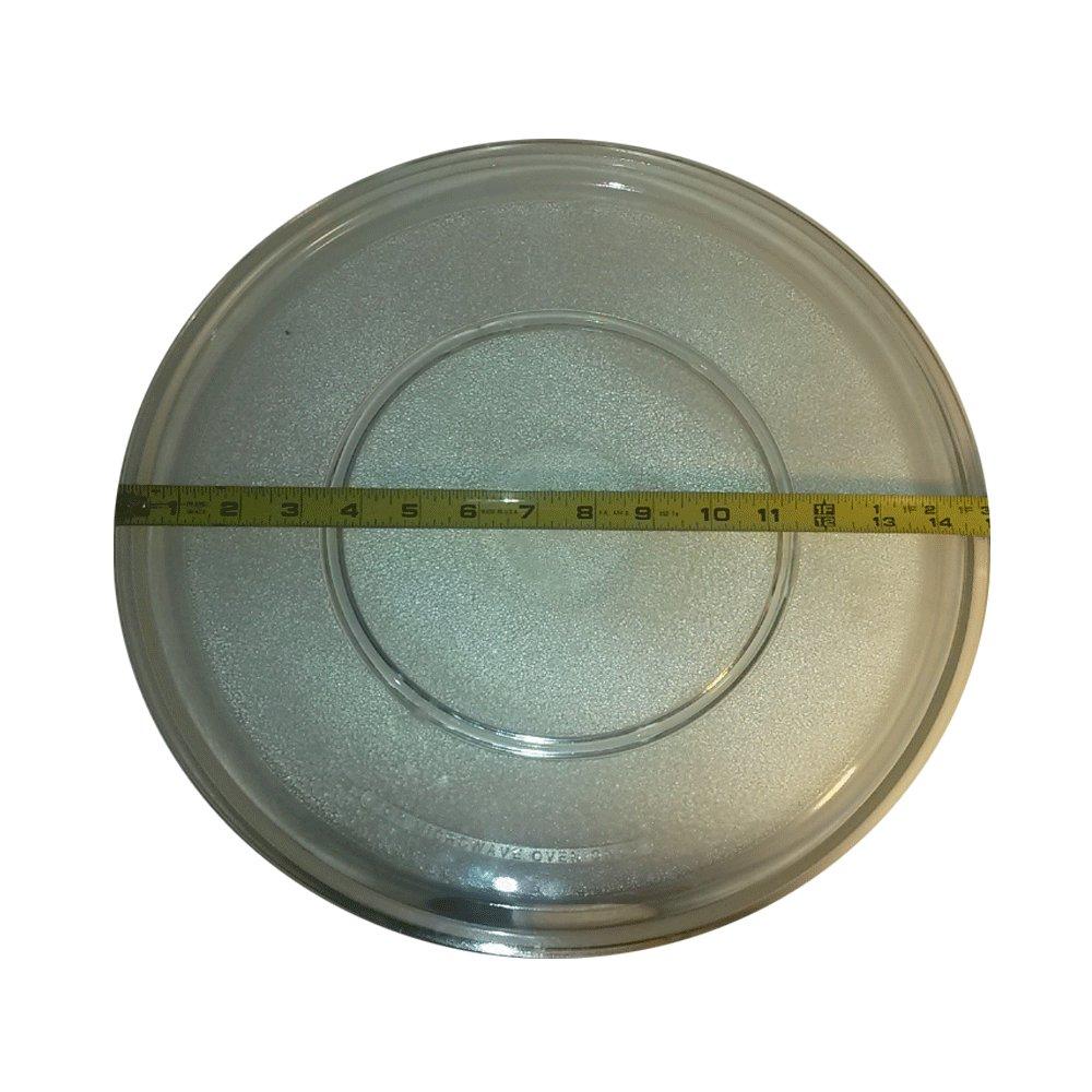 "Microwave Glass Tray No. 03- 14 7/8"" x 7 3/4"" - (Refurbished - Like New)"