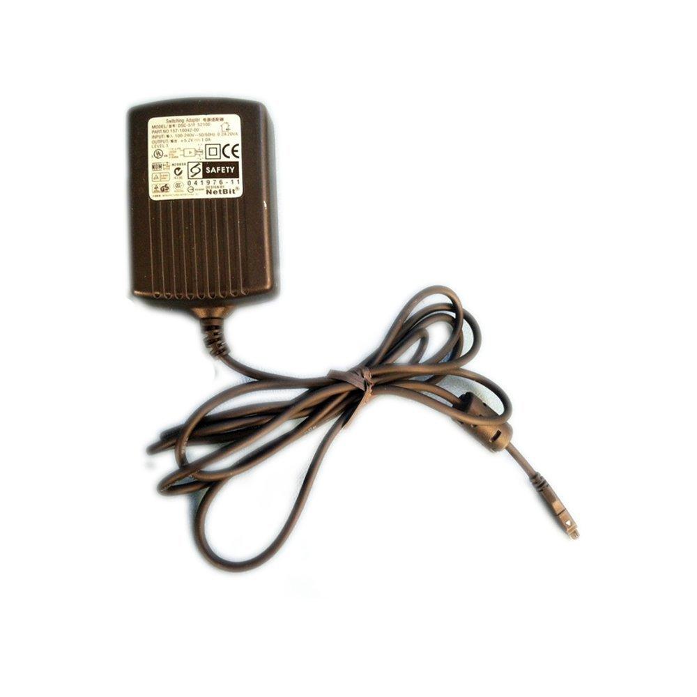 NetBit AC Power Supply Adapter No. DSC-51F 52100 (Refurbished)