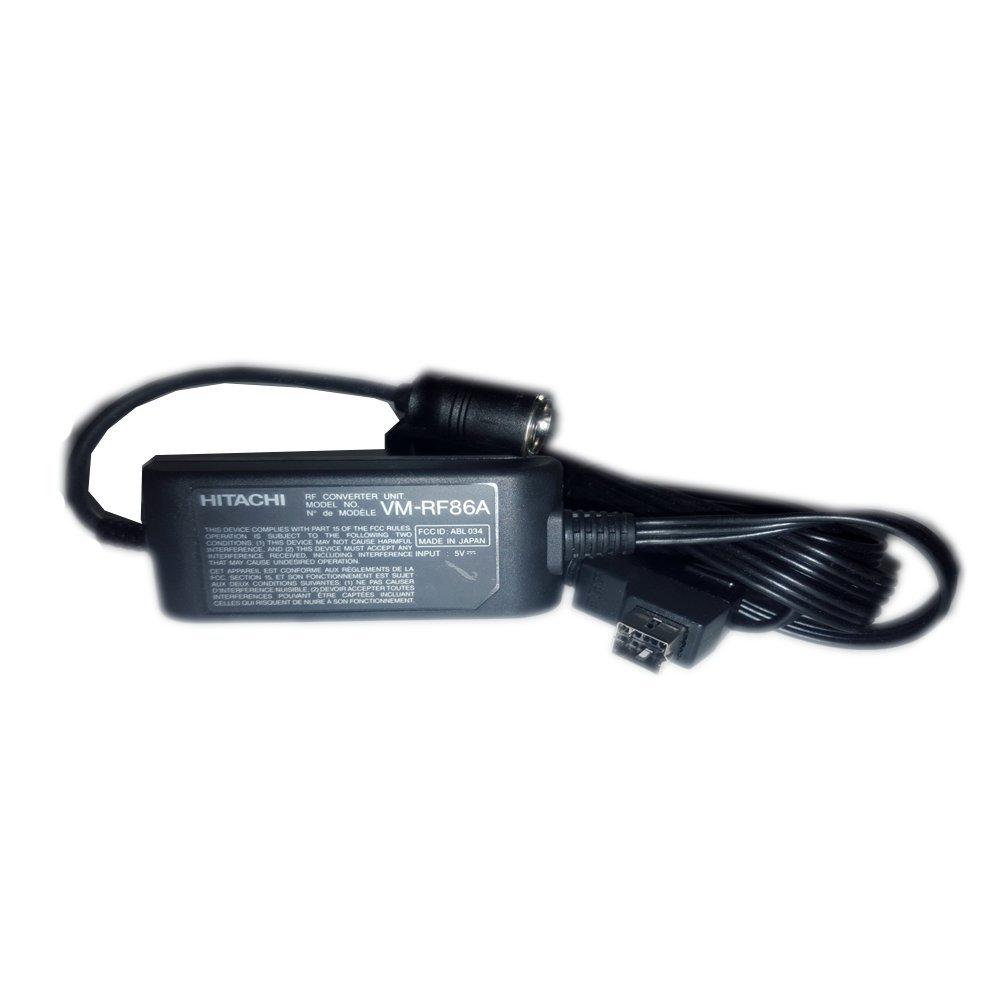 Hitachi Camcorder Output Adapter RF Converter Unit - Model: VM-RF86A
