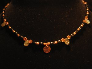 #5--Copper Spiral