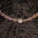 #39--Sparkly Rose Quartz, Amethyst,Quartz Crystal