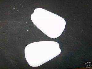 6 (3 Pair)  Felt Shoe Tongue Pads