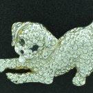 Playful Puppy Pin BRO2029
