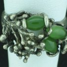 Artisan Made Earthy Style S.S. Ring Srin2012