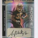 2006 Absolute Anwar Phillips Spectrum RC Auto #6/25