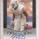 2007 Upper Deck Michael Griffin NFL Ink RC Auto