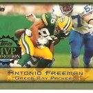 1999 Topps Antonio Freeman MVP Promotion *RARE*