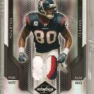 2007 Leaf Limited Andre Johnson 3 Color Patch #6/80