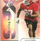 2004 SPX Keyaron Fox Rookie #709/1650