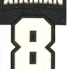 1997 Pacific Troy Aikman Big Numbers Die Cut