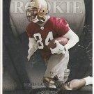 2008 Leaf Certified Josh Morgan Rookie #682/1500