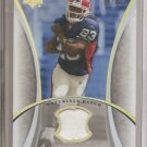 2007 Trilogy Marshawn Lynch Patch Hologold #10/33 Bills