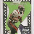 1997 Contenders Warrick Dunn Rookie Wave Green
