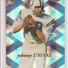 1998 CE Masters Johnny Unitas #1358/2000