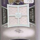 2007 Exquisite Troy Smith Maximum Jersey Quad #13/15