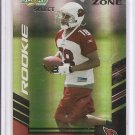 2007 Select Steve Breaston End Zone Rookie #6/6