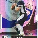 2006 Donruss Elite Travis Lulay Aspirations Rookie #30/86
