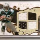 2008 Exquisite Jonathan Stewart Quad Patch Rookie #3/5