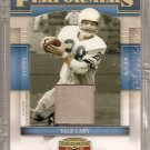 2008 Gridiron Gear Yale Leary Performers Jersey #5/10