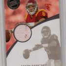 2009 Press Pass SE Mark Sanchez Game Day Gear Jersey w/ Paint