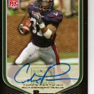 2009 Bowman Draft Cedric Peerman RC Auto