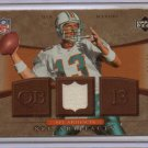 2007 Artifacts Dan Marino Jersey #3/75