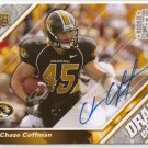 2009 UD Draft Chase Coffman Rookie Auto
