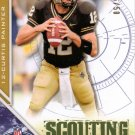 2009 UD Draft Curtis Painter Scouting Report #16/50