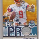 2007 Topps Carson Palmer All Pro 2 Color Patch #75/99