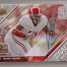 2009 UD Draft Andre Smith Rookie Auto