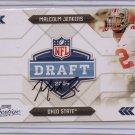 2009 Prestige Malcolm Jenkins NFL Draft Auto #48/100