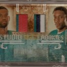 2009 LR&S Pat White / Patrick Turner Dual 4 Color Patch #11/50