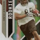 2009 Absolute David Johnson Rookie #496/499