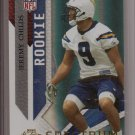 2009 Absolute Jeremy Childs Spectrum Rookie #1/10