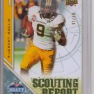 2009 UD Draft Jeremy Maclin Scouting Report #7/10