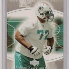 2004 UD Foundations Vernon Carey Exclusive Rookie #8/10