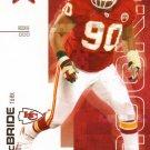2007 LR&S Turk McBride Rookie #800/999
