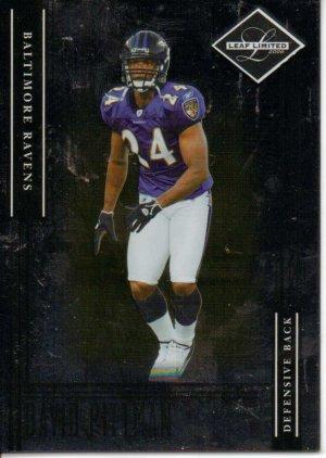 2006 Limited David Pittman Rookie #239/299