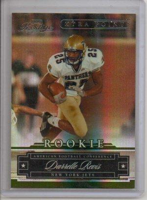 2007 Prestige Darrelle Revis Xtra Points Rookie #15/25