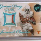 2008 Press Pass Jamaal Charles 2 Color Patch #18/25