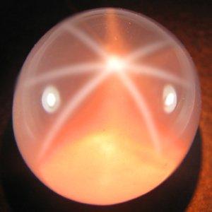 Huge!!! Natural Star Rose Quartz 85.76ct